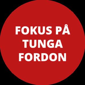 Fortsatt fokus på tunga fordon